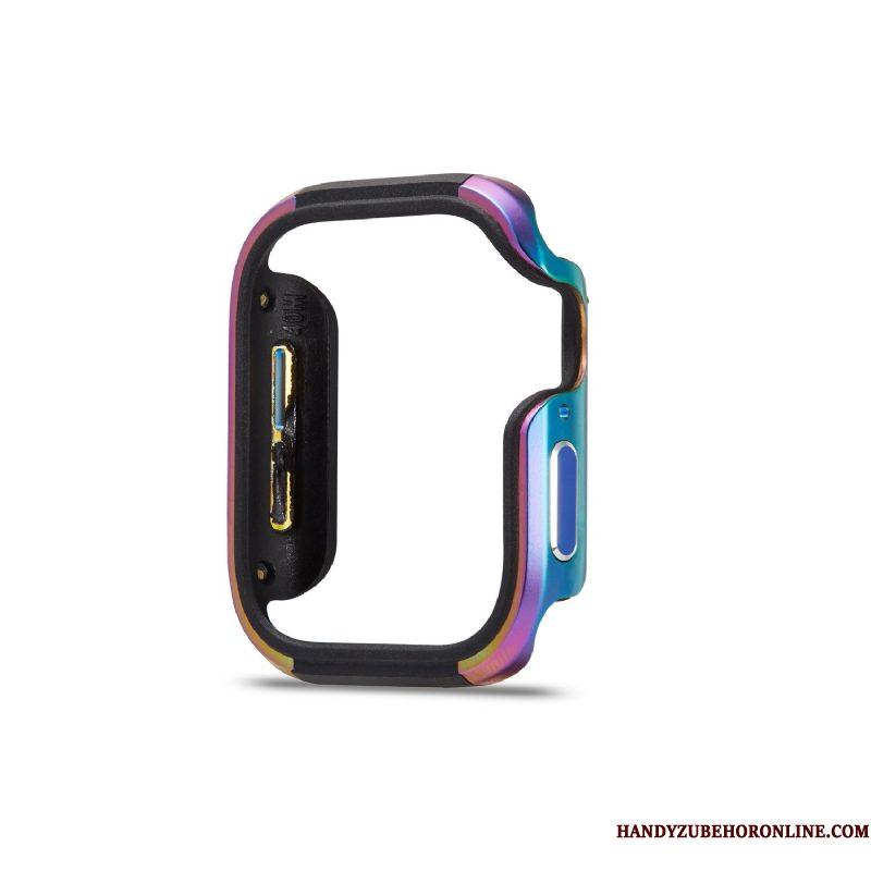 Hoesje Apple Watch Series 2 Bescherming Trend Legering, Hoes Apple Watch Series 2 Zacht Anti-fall Omlijsting