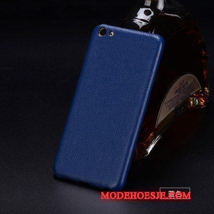 Hoesje Moto X Luxe Pastelefoon, Hoes Moto X Leer Hard Bedrijf