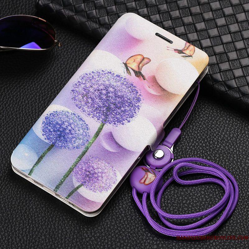 Hoesje Samsung Galaxy A9 2018 Scheppend Hanger Hoge, Hoes Samsung Galaxy A9 2018 Zacht Telefoon Anti-fall