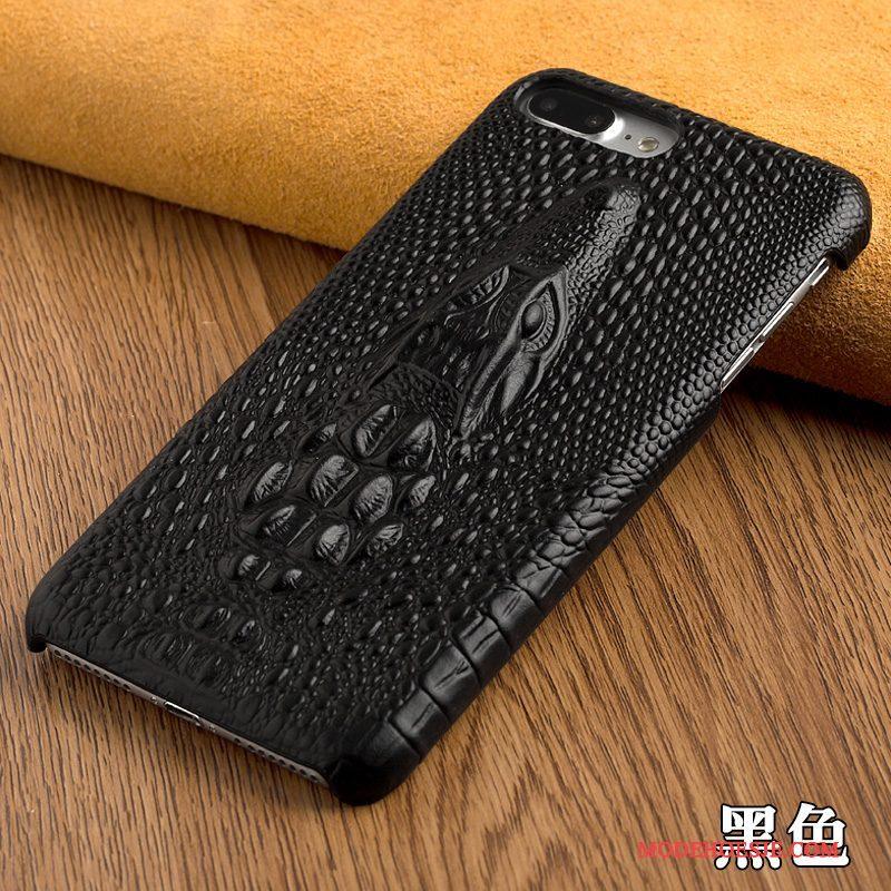 Hoesje Samsung Galaxy S8+ Bescherming Pas Achterklep, Hoes Samsung Galaxy S8+ Leer Anti-falltelefoon
