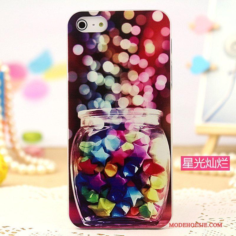 Hoesje iPhone 5/5s Bescherming Telefoon Doorzichtig, Hoes iPhone 5/5s Kleur