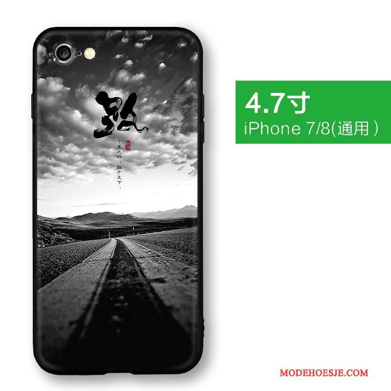 Hoesje iPhone 6/6s Zakken Duntelefoon, Hoes iPhone 6/6s Scheppend Anti-fall Trend