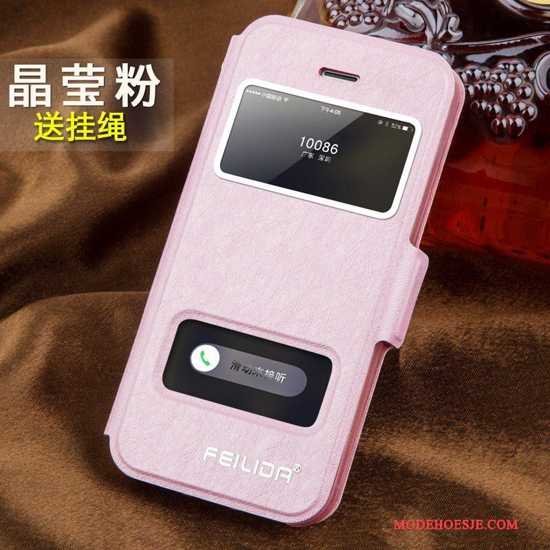 Hoesje iPhone Se Siliconen Groen Anti-fall, Hoes iPhone Se Bescherming Telefoon