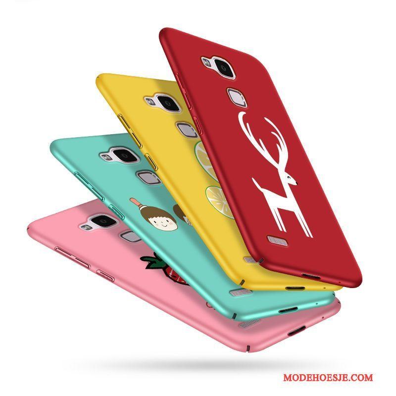 Hoesje Huawei Ascend Mate 7 Zakken Telefoon Anti-fall, Hoes Huawei Ascend Mate 7 Bescherming Persoonlijk Hard