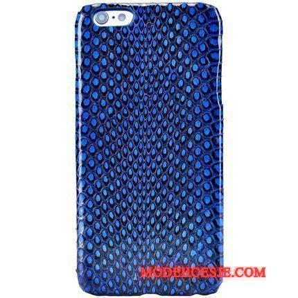 Hoesje Moto X Luxe Telefoon Hard, Hoes Moto X Leer Blauw Achterklep