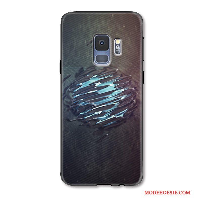 Hoesje Samsung Galaxy S9+ Bescherming Nieuw Bedrijf, Hoes Samsung Galaxy S9+ Geschilderd Eenvoudigetelefoon
