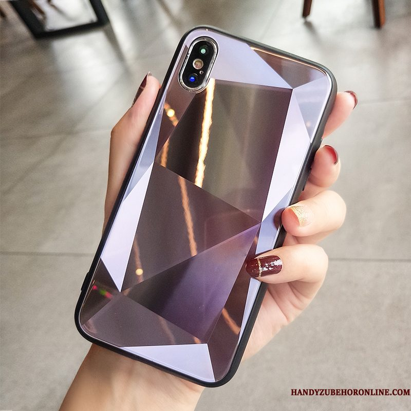 Hoesje iPhone Xs Max Europa Licht, Hoes iPhone Xs Max Super Wind